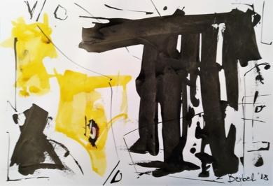 Nature number 6|Dibujodemhberbel| Compra arte en Flecha.es