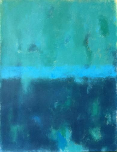Sea III|PinturadeLuis Medina| Compra arte en Flecha.es