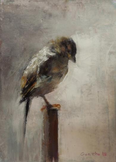 Entre la imagen y la poesia|PinturadeGonzho| Compra arte en Flecha.es