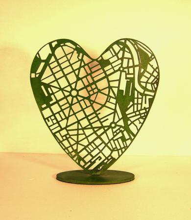 Desde el corazón 20|EsculturadeKrum Stanoev| Compra arte en Flecha.es