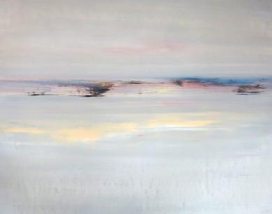 Un lugar silencioso|PinturadeEsther Porta| Compra arte en Flecha.es