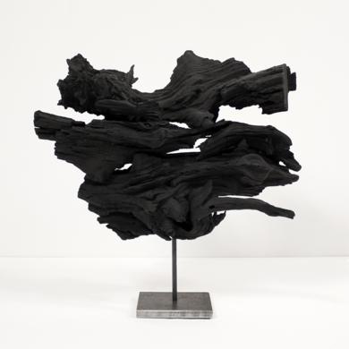 Antracita|EsculturadeCarmma| Compra arte en Flecha.es