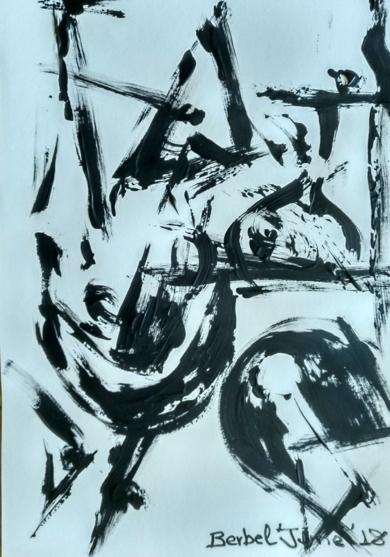 Collection 2 number 1|Pinturademhberbel| Compra arte en Flecha.es