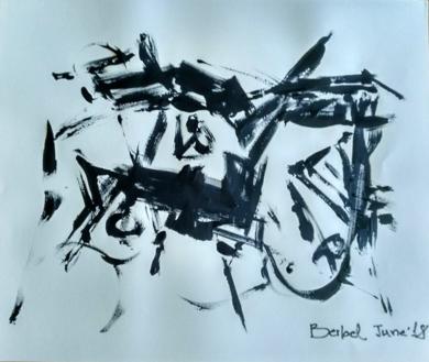 Collection 2 number 3|Pinturademhberbel| Compra arte en Flecha.es