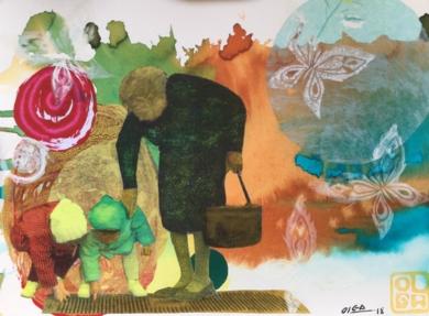 Tarde  en el Retiro|FotografíadeOlga Moreno Maza| Compra arte en Flecha.es