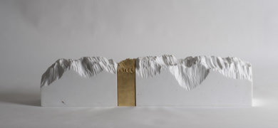 Áureo IV|EsculturadeCarmen Baena| Compra arte en Flecha.es