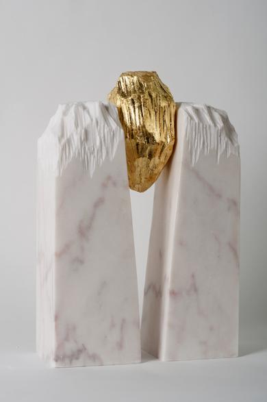 Áureo XIV|EsculturadeCarmen Baena| Compra arte en Flecha.es