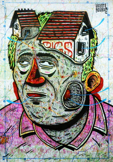 BATUSHKA|DibujodeVicente Aguado| Compra arte en Flecha.es