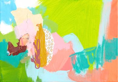 GARDEN 10|PinturadeMarta Aguirre| Compra arte en Flecha.es