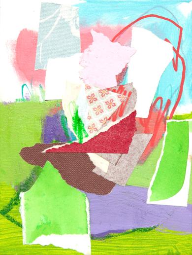 GARDEN 04|PinturadeMarta Aguirre| Compra arte en Flecha.es