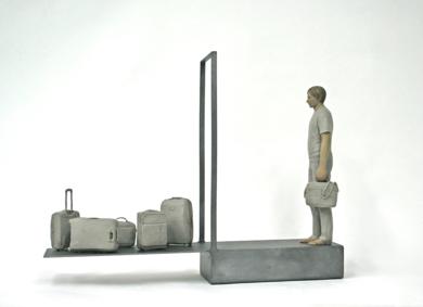 En espera|EsculturadeMarta Sánchez Luengo| Compra arte en Flecha.es