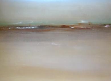 Sobre la tierra, bajo el cielo|PinturadeEsther Porta| Compra arte en Flecha.es