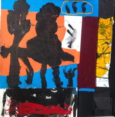 Pareja CollagedePedro galvez  Compra arte en Flecha.es