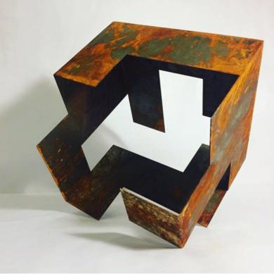 J01|EsculturadeLucia Ballarin| Compra arte en Flecha.es