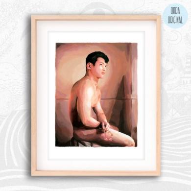Siemprevivas|PinturadeBran Sólo| Compra arte en Flecha.es