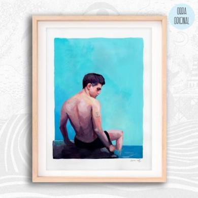 Nero|PinturadeBran Sólo| Compra arte en Flecha.es