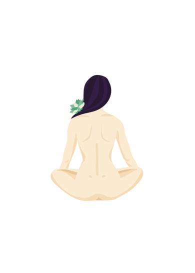 El cuerpo y su energía son uno solo|DibujodeSara Novovitch| Compra arte en Flecha.es