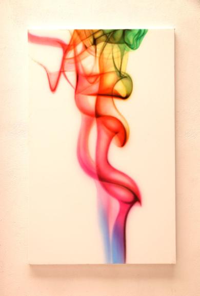 Tropical Smoke|PinturadeNASEL| Compra arte en Flecha.es