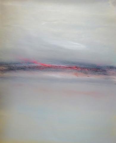 La luz del atardecer|PinturadeEsther Porta| Compra arte en Flecha.es