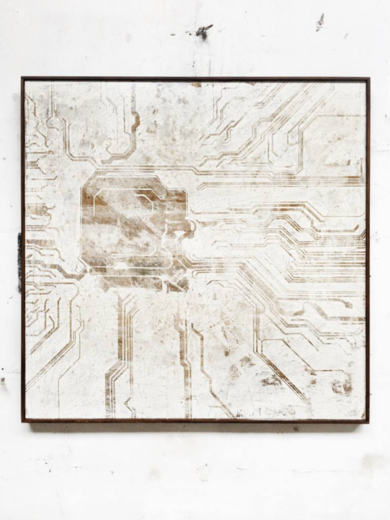CIRCUITOS VIII|PinturadeAna Dévora| Compra arte en Flecha.es