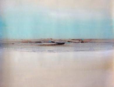 Desert song|PinturadeEsther Porta| Compra arte en Flecha.es