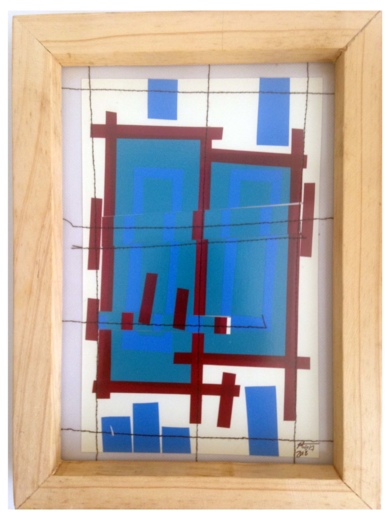 Zul 2018|CollagedeFabiana Zapata| Compra arte en Flecha.es