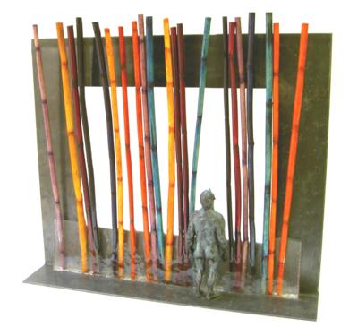 (8431876024302)Pensamientos variados.|EsculturadeReula| Compra arte en Flecha.es