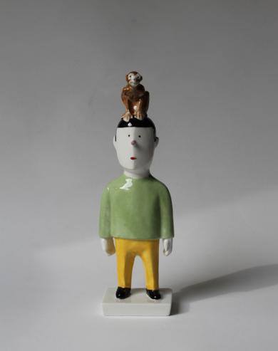 Pyrrho Darwin|EsculturadeManuel Sánchez-Algora| Compra arte en Flecha.es