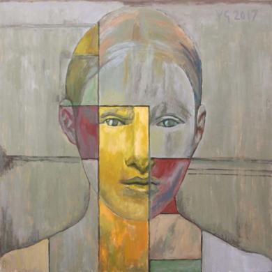 ACRÍLICO SOBRE TABLA|PinturadeVicente Gonzalo| Compra arte en Flecha.es