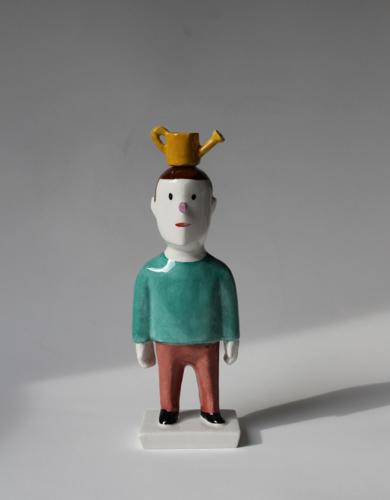 Pyrrho Regadera|EsculturadeManuel Sánchez-Algora| Compra arte en Flecha.es
