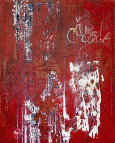 REDDOG|PinturadeAna Dévora| Compra arte en Flecha.es