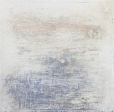 Blue Noise|PinturadeAna Dévora| Compra arte en Flecha.es