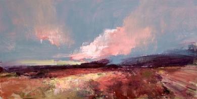 Late Summer 1|PinturadeMagdalena Morey| Compra arte en Flecha.es