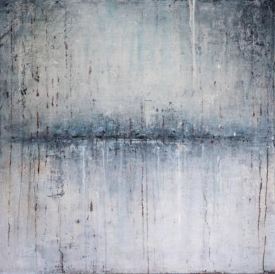 Lonely island|PinturadeLucia Garcia Corrales| Compra arte en Flecha.es