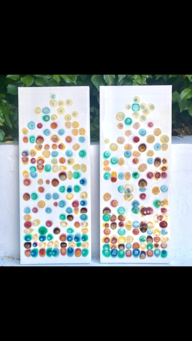 Evolucionamos desde el principio|PinturadeYanespaintings| Compra arte en Flecha.es