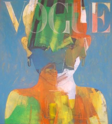 Cartel (Collage) PinturadeFrancisco Santos  Compra arte en Flecha.es