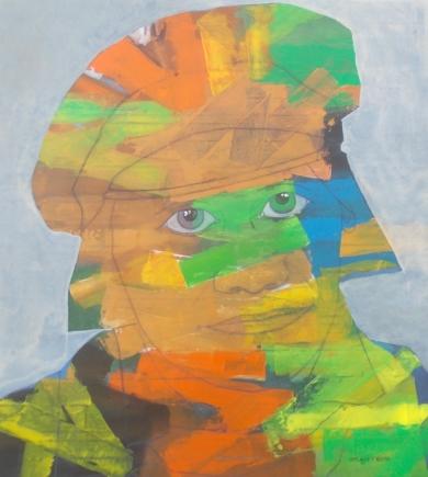 Marinero PinturadeFrancisco Santos  Compra arte en Flecha.es