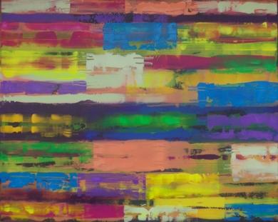 Estímulo|PinturadeFrancisco Santos| Compra arte en Flecha.es