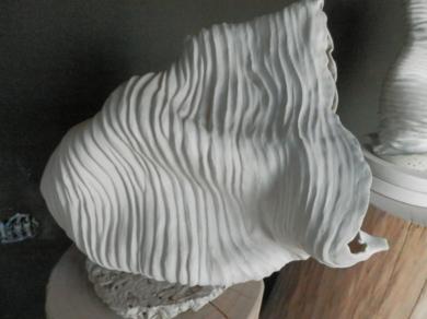 Coral Tumbado|EsculturadeCarmen Vila| Compra arte en Flecha.es