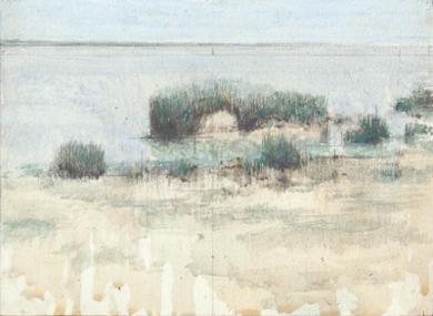 Ribera del Guadalquivir XI|PinturadeJosé Luis Romero| Compra arte en Flecha.es