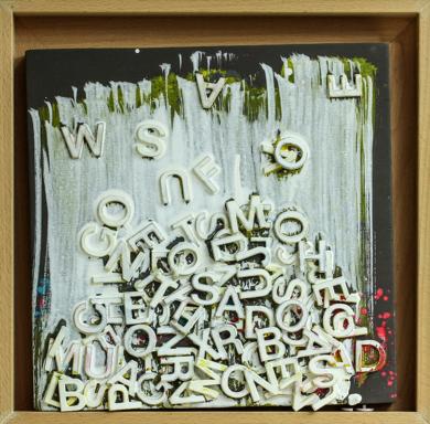 Multiplicidad|CollagedeAntonio  Vázquez| Compra arte en Flecha.es