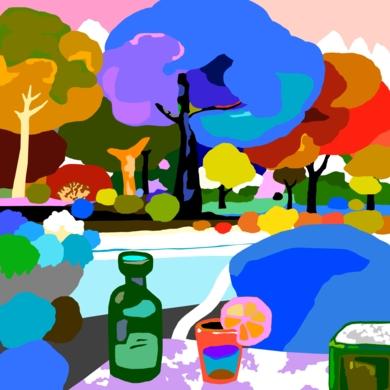 Un dia perfecto|DibujodeALEJOS| Compra arte en Flecha.es