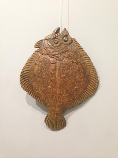 Rodaballo|EsculturadeCristóbal| Compra arte en Flecha.es