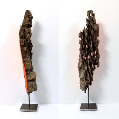 Magma / Serie Lúmen|EsculturadeCarmma| Compra arte en Flecha.es
