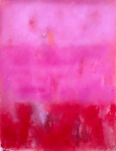 Field in rose|PinturadeLuis Medina| Compra arte en Flecha.es