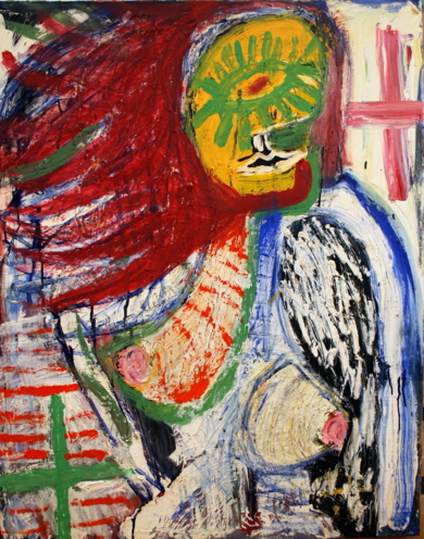 La mujer nueva, de la serie sin nombre.|PinturadeEkhi Huarte| Compra arte en Flecha.es