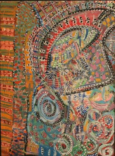 SUEÑO|PinturadeEkhi Huarte| Compra arte en Flecha.es