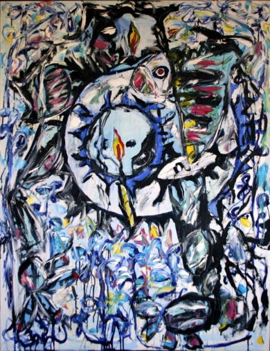 SPIRITUAL|PinturadeEkhi Huarte| Compra arte en Flecha.es