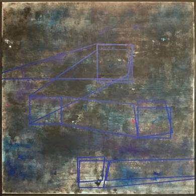 I0860A|PinturadeLuis Medina| Compra arte en Flecha.es