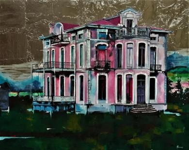 INDIANOS|PinturadeMarta Albarsanz| Compra arte en Flecha.es